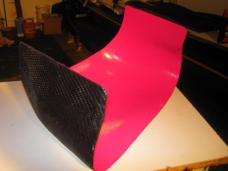 Sitz für Sport Wolter / TM - Boote
