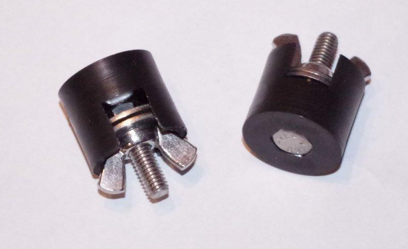 Seilklemme für 1-6mm Seil