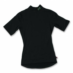 Kwark - Powerstretch Stand Up T-Shirt, Kurzarm (Thermo Pro-Serie)