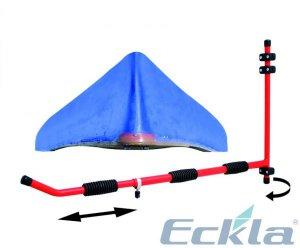 Eckla – Canoe – Port, längenverstellbar