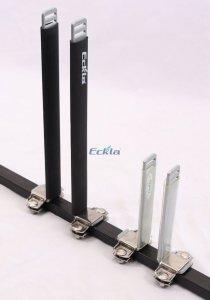 Eckla - Senkrechtstützen 20 cm für Dachträger
