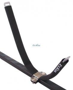 Eckla – Ovalbügel, Stahl, pulverbeschichtet